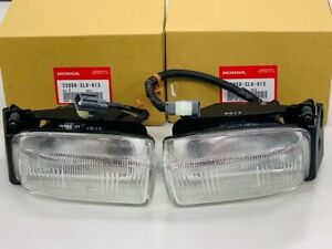 JDM Honda Acura NSX NA1 NA2 Fog light Lamp ASSY OEM Left + Right Pair