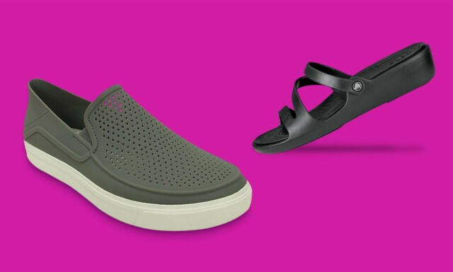 e4db9d5ff49f Sole-Satisfying Savings From Crocs. Take 30% off shoes ...