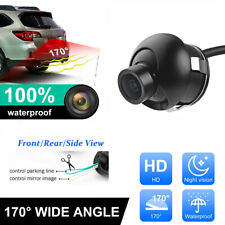 360° Rotatable CCD Car Front/Side/Rear View Parking Backup Reversing Camera