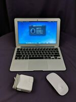 "Apple MacBook Air 11"" 2013 Intel i5-4250U 1.3GHz 4GB DDR3 128GB SSD A1465"