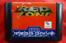 Red Zone - 1993-Sega Mega Drive MD PAL