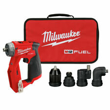 New Milwaukee M12 FUEL Installation Drill/Driver - , 2505-20