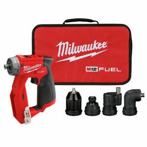 New Milwaukee M12 FUEL Installation Drill/Driver - , 2505-20
