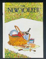 COVER ONLY ~ The New Yorker Magazine, June 5, 1978 ~ Arthur Getz