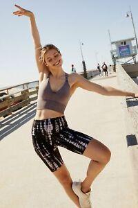 New Free People Womens Fp Movement Good Karma Crop Activewear Tank Top $48