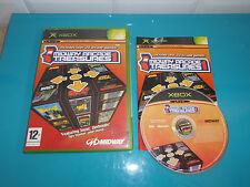 17.01.22.8 Midway arcade treasures 1 X Box jeu video Pal avec notice VF TBE
