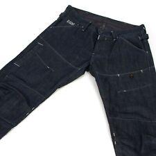 G-Star RAW 3301 Trail 5620 Tapered Jeans Denim - W34 / L32    (H346)