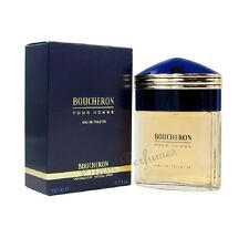 Boucheron For Men by Boucheron Edt. Spray 3.4oz 100ml * New in Box Sealed *