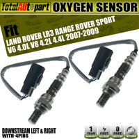 Smart Fortwo Bosch Downstream Left Right Upstream Oxygen Sensor 15510 0065422018