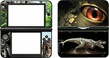 Nintendo 3DSXL 3 DS XL autocollant Peau Vinyle dinosaures decal sticker