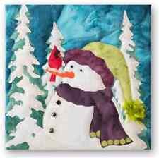 Snow Buds by McKenna Ryan, Just Chillin' Quit Pattern, Block 6 (BUD06), Snowman