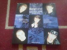 Boyzone Living the Dream Hardback English Biography-Music Ebury Press 1997 UK