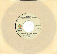 PRINCE  I Wanna Be Your Lover / My Love Is Forever  early 45
