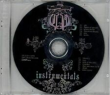 SHADOW HUNTAZ - INSTRUMENTALS USED - VERY GOOD CD