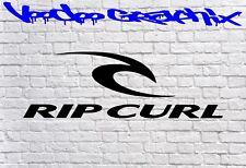 Insignia con logotipo Ripcurl van Gráficos Pegatinas Calcomanías Surf Bodyboard VW T6 T5 T4
