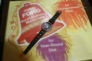 NOS Ford Mustang II Promotional wrist watch. A rare Find!