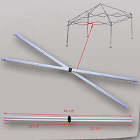 Quik Shade Commercial C100 10' x 10' Canopy MIDDLE TRUSS Bar Replacement Part