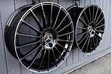 18 Zoll V4 Felgen für Mercedes C E CL Klasse W203 W204 W211 W212 W215 W216 AMG