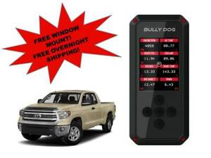 Bully Dog BDX #40470 Tuner Programmer for 2007 - 2017 Toyota Tundra 5.7 engine