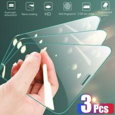 For iPhone SE 2020 11 Pro Max XS XR 8 7 Plus Tempered Glass Screen Protector X3