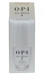 OPI O P I / O.P.I Gel Break Nail Protector Protecteur 15ml