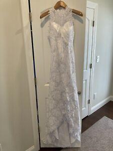 Vin Bridal Wedding Dress Size 4