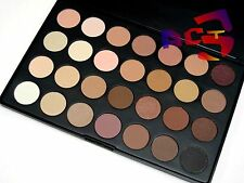 28 Color Make Up Eyeshadow Palette - Neutral Warm Eye Shadow Matte Shimmer