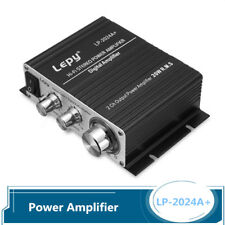 Lepy LP-2024A+ Hi-Fi AMP Class-T Digital Stereo Audio Amplifier + Power Supply