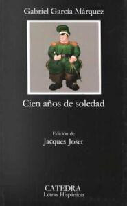 Cien anos de soledad / One Hundred Years of Solitude, Paperback by Garcia Mar...