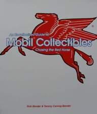 LIVRE/BOOK : Mobil Collection (boite à huile,globe pompe à essence,plaque,bidon