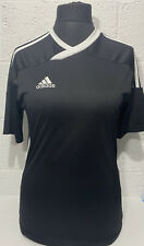 Adidas Mens Climacool T-Shirt UK Size Small Black FREE POSTAGE