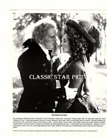218 Nick Nolte Greta Scacchi Jefferson in Paris 1995 8 x 10 vintage photograph