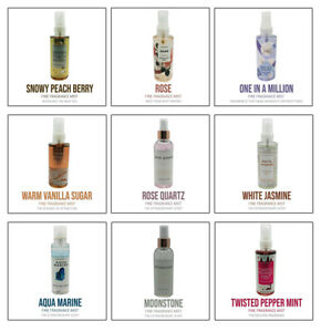 Bath And Body Works Travel Size New Fine Fragrance Body Mist - Winter Collection