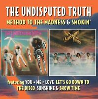 Undisputed Truth - Method To The Madness / Smokin' (Jewel Case) [CD]