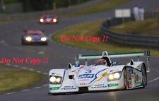 J.J. Lehto ADT Racing Audi R8 Winner Le Mans 2005 fotografia 1
