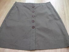 Boden Cotton Patternless A-line Skirts for Women