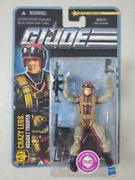 GI Joe Pursuit of Cobra Crazy Legs Action Figure 1116 Brand New factory sealed!