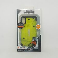 UAG Plasma Series...iPhone X Case.... Rugged Impact Resistant..Citron