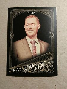 LINCOLN RILEY RC - Oklahoma Sooners - 2018 Topps Allen & Ginter X #175