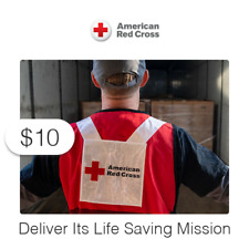 $10 Charitable Donation For: Delivering Its Life Saving Mission