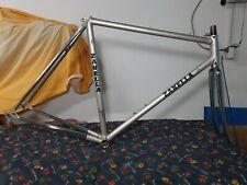 Telaio Corsa Zanella Special Columbus ..frame Steel No Colnago Bianchi
