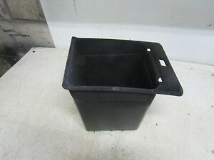 2000 Mercedes ML320 Center Console Storage Tray Bin Box