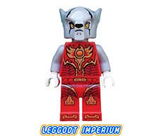 LEGO - Worriz Fire Chi - Legends of Chima Minifigure - loc100 FREE POST