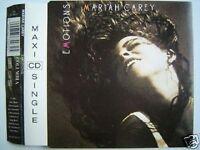 MARIAH CAREY EMOTIONS MAXI CD SINGLE