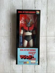 Mazinger Z Figure Sofubi 1995 Real Action Heroes Medicom Toy #2