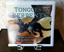 Tongues of Serpents Library ED Audio Book 8 Discs 2010 ISBN 1400149339 Pre-Owned