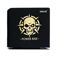 For PS4 Pro Dust Cover Dust Motorcycle Skull Design With Waterproof Material