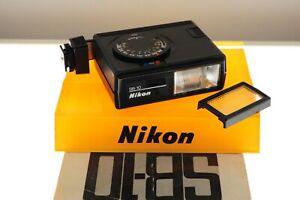 Nikon SB-10 Speedlight flashgun. EXC+  Includes manual+wide adpt. Fully tested.