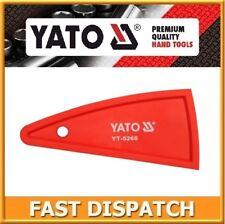 Yato silicone sigillante Spatola profilo applicatore piastrelle Fugi Stucco Strumento YT-5260