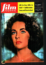 Film Journal 1960 Taylor, S. Loren, Brühl, Elvis, Bardot, Francine, Monroe,Neuss